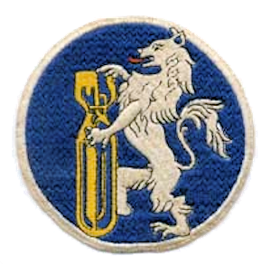 379th Bombardment Squadron Patch