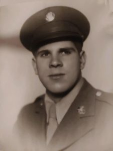 PFC Chester Lyman Kingsbury, Jr.