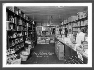 First National Store, Keene, NH