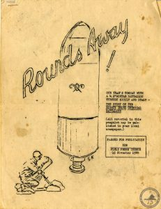 Rounds Away: History of the 83rd Chemical Mortar Bn