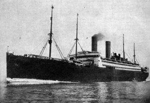 SS George Washington.
