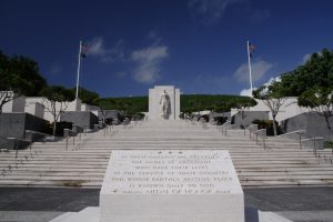 Courts of the Missing, Honolulu Memorial