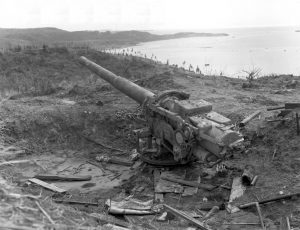 Japanese 6-inch shore battery