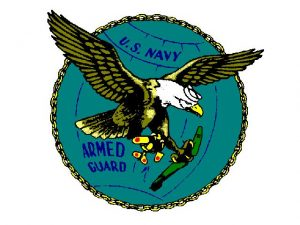 Emblem of the United States Navy Armed Guard