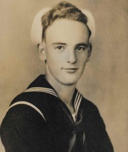 George Frederick Toomey, United States Naval Reserve