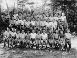 Boys Camp, Second Session, 1941